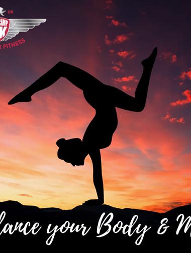 Balance your Body & Mind