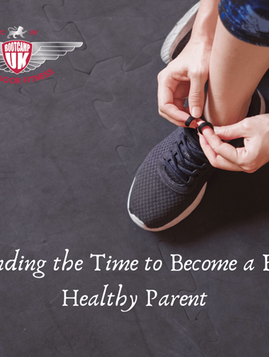 Finding the Time to Become a Fit, Healthy Parent