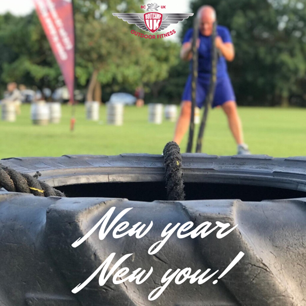 New year, New you