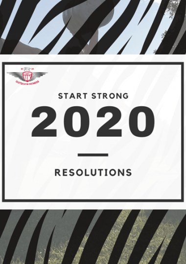 Start 2020 strong! How to stick to your Resolutions